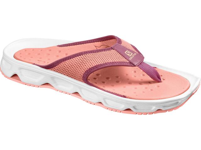 Salomon RX Break 4.0 Zapatillas Mujer, desert flower/white/malaga
